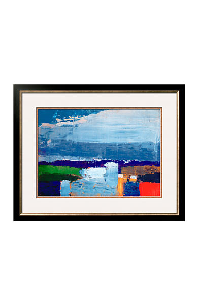 Art.com Noon Landscape, Framed Art Print, - Online Only