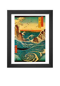 Art.com Navaro Rapids, c.1855, Framed Art Print, - Online Only