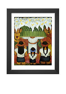 Art.com Flower Festival: Feast of Santa Anita, 1931, Framed Art Print, - Online Only