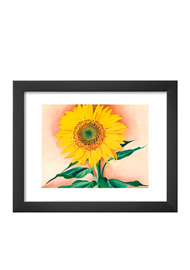 Art.com A Sunflower from Maggie, 1937, Framed Art Print - Online Only