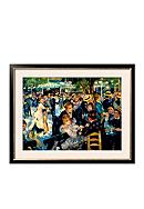 Art.com Ball at the Moulin De La Galette, 1876,