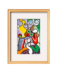 Art.com Nude and Still Life, c.1931, Framed Art Print - Online Only