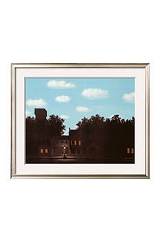 Art.com L'Empire des Lumieres, Framed Art Print - Online Only
