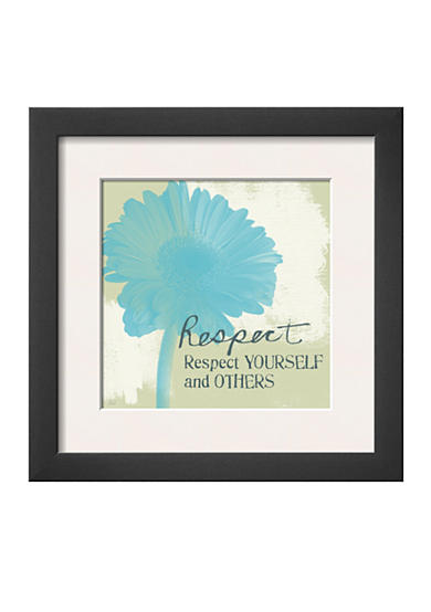 Art.com Respect, Framed Art Print