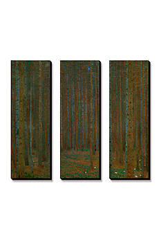 Art.com Tannenwald (Pine Forest), 1902, Canvas Art Set - Online Only