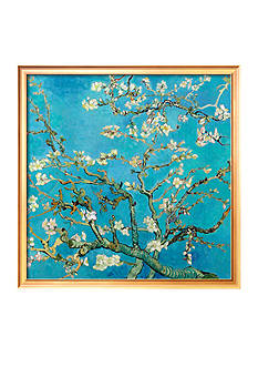 Art.com Almond Branches in Bloom, San Remy, c.1890, Framed Art Print - Online Only
