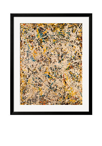 Art.com No. 9, 1949, Framed Art Print - Online Only