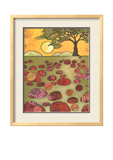 Art.com New B Field, Framed Art Print - Online Only