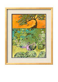 Art.com Boulder Pond, Framed Art Print - Online Only