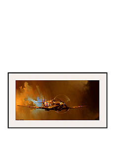 Art.com Spitfire, Framed Art Print - Online Only