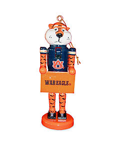 Santa's Workshop 6-in. NCAA Auburn Tigers Nutcracker Ornaments. II