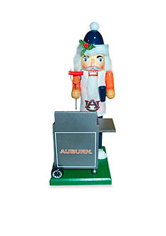 Santa's Workshop 12-in. Auburn Tigers Tailgating Nutcracker