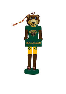 Santa's Workshop Baylor Mascot Nutcracker