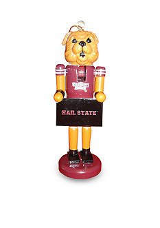 Santa's Workshop 6-in. Mississippi State Bulldog Ornaments