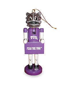 Santa's Workshop 6-in. TCU Horned Frogs Ornament Set