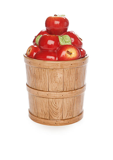 Home Accents® Harvest Apple Cookie Jar