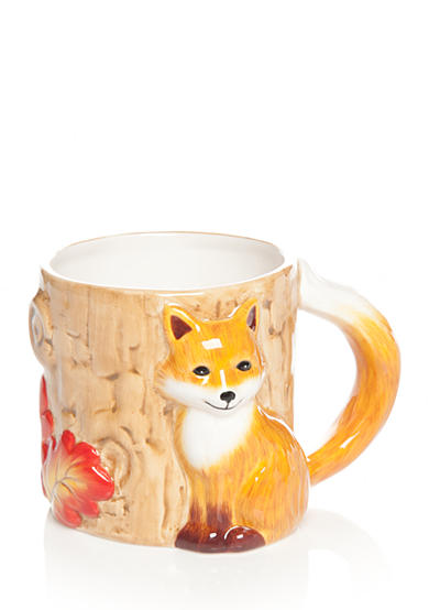 Home Accents® Harvest Fox Mug