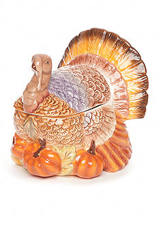 Home Accents® Harvest Turkey Tureen
