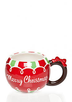 Home Accents® Christmas Day Ornament Mug