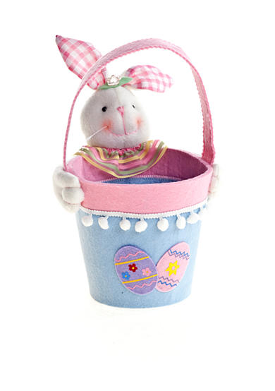 Home Accents® Felt Easter Basket