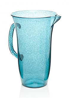 Home Accents® Blue Coastal Pitcher