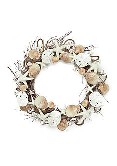 Home Accents® Coastal Seashell Wreath