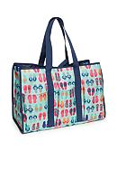 Home Accents® Rectangle Tote Beach Bag -