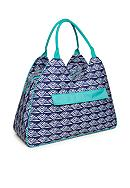Home Accents® Triangle Tote Beach Bag - Navy