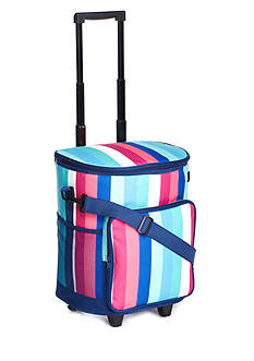 Home Accents® Rolling cooler Beach Bag