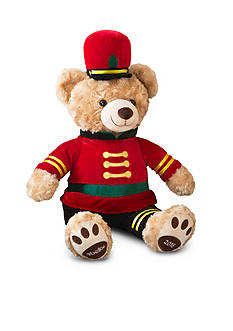Home Accents 12-in. Toy Soldier Belkie Bear