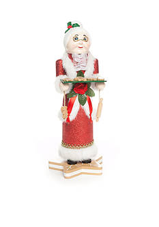 Home Accents® Holiday Traditions Mrs. Claus Nutcracker
