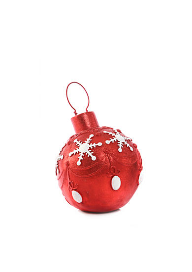 Home Accents® Holly Jolly Christmas Large Ball Ornament Decor Piece