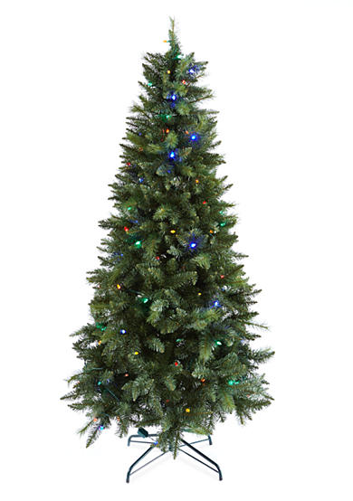 Home Accents® 7.5-ft. Pre-Lit Montreal Pine Tree