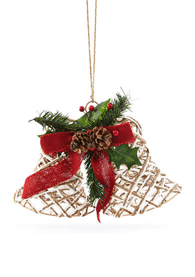 Home Accents® Woodland Wonder Jute String Bells Ornament