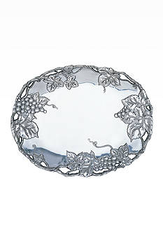 Arthur Court Grape Oval Platter