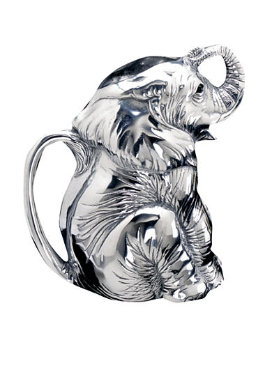 Arthur Court Elephant Pitcher