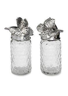 Arthur Court Butterfly Salt & Pepper Set - Online Only