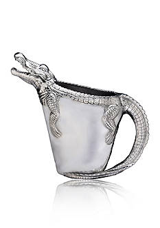 Arthur Court Alligator Pitcher - Online Only