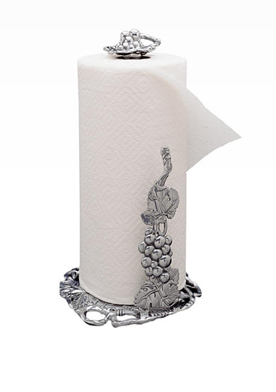 Arthur Court Grape Paper Towel Dispenser