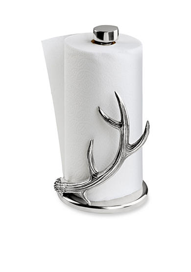 Arthur Court Antler Paper Towel Holder - Online Only