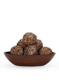 Nearly Natural Decorative Balls