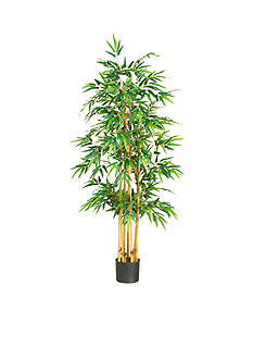 Nearly Natural 64-Inch Bamboo Silk Tree