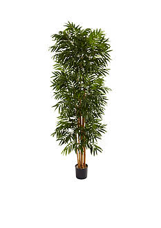 Nearly Natural 7.5-Foot Phoenix Palm Tree