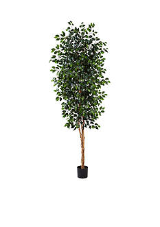 Nearly Natural 8-Foot Ficus Tree