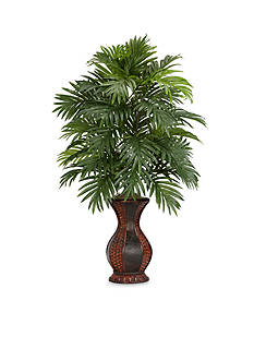 Nearly Natural 37-in. Areca Silk Plant Palm With Urn