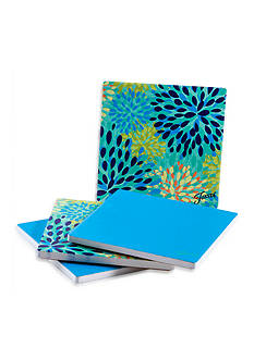 Fiesta® Peacock/Cool Calypso Coasters Set of 4