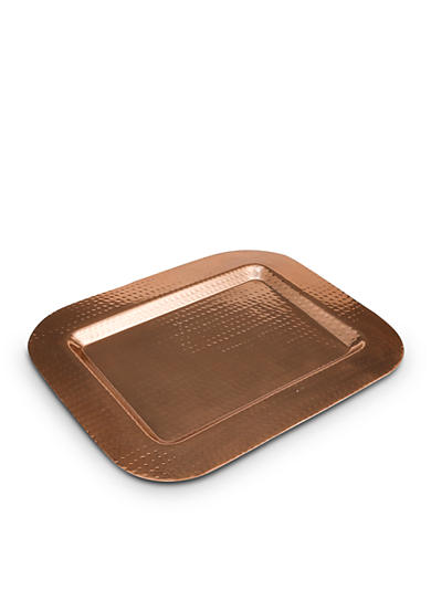 Thirstystone Hammered Copper Tray