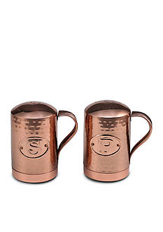 Thirstystone Hammered Copper Salt and Pepper Shakers