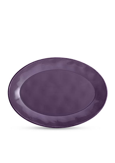 Rachael Ray Cucina Oval Stoneware Platter