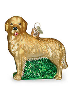 Old World Christmas 3.5-in. Golden Retriever Ornament